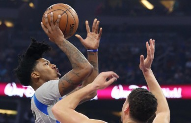 Elfrid Peyton has three triple-doubles in the month of March. Stephen M. Dowell/Zuma Press/Icon Sportswire